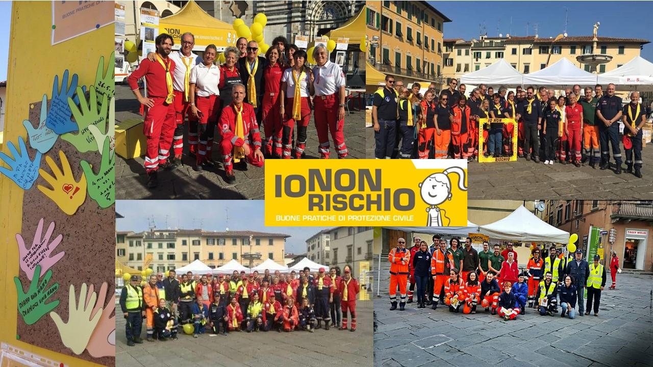 Prato in Piazza Duomo - 13 ottobre 2019 - ''Io non Rischio''