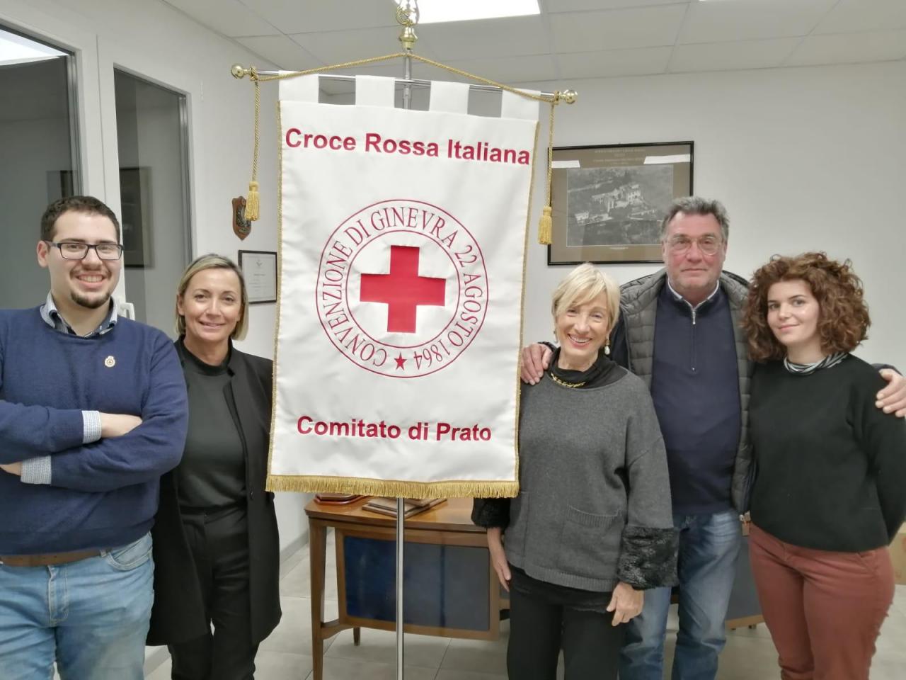 Consiglio Direttivo C.R.I. Prato 2020