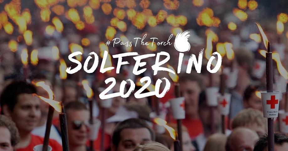 #Solferino2020 #PassTheTorch