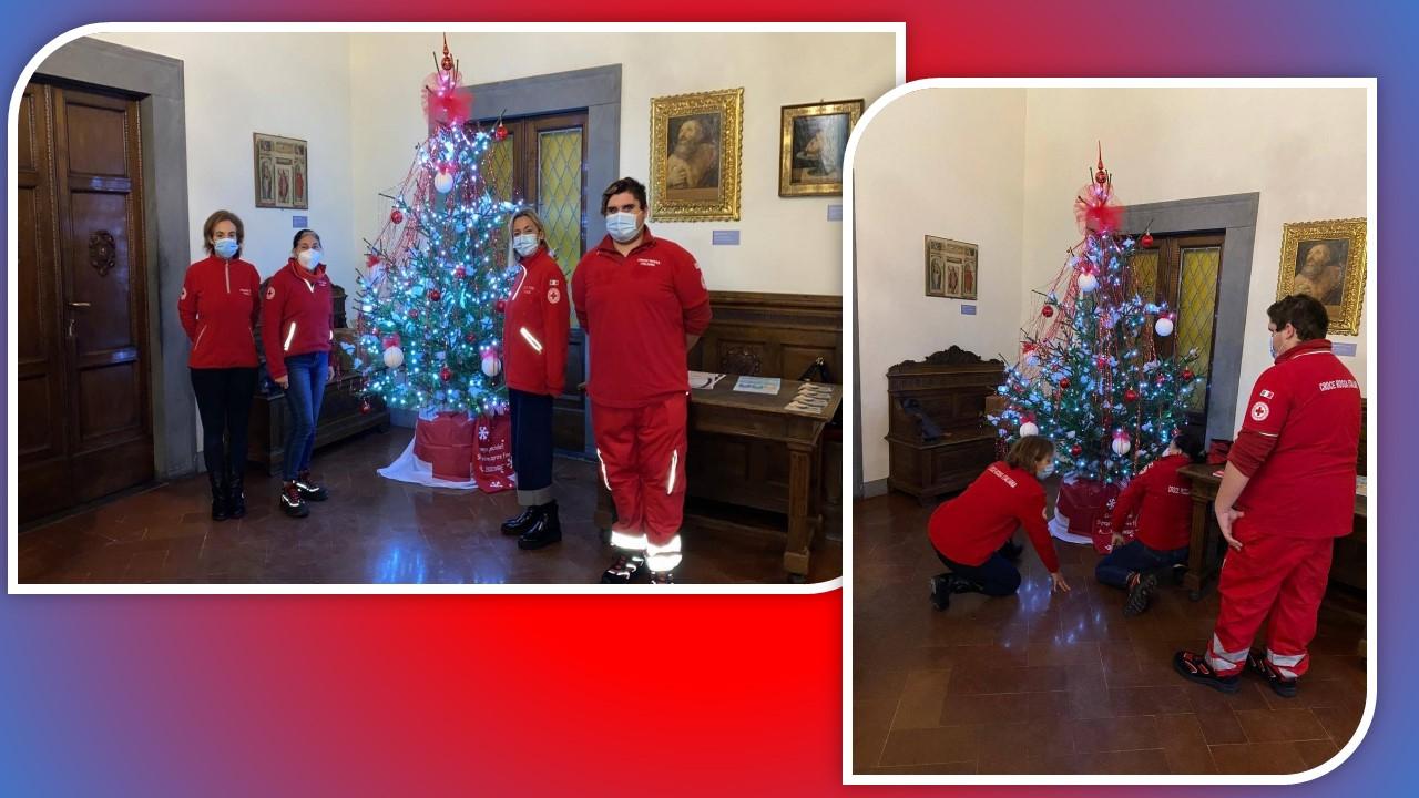 Albero di Natale Comune di Prato
