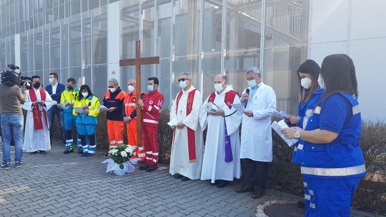 Cerimonia Via Crucis 02 Aprile 2021