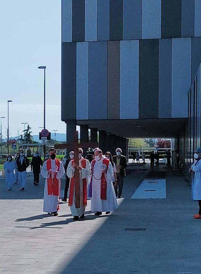 Via Crucis 02 Aprile 2021 - Ospedale di Prato