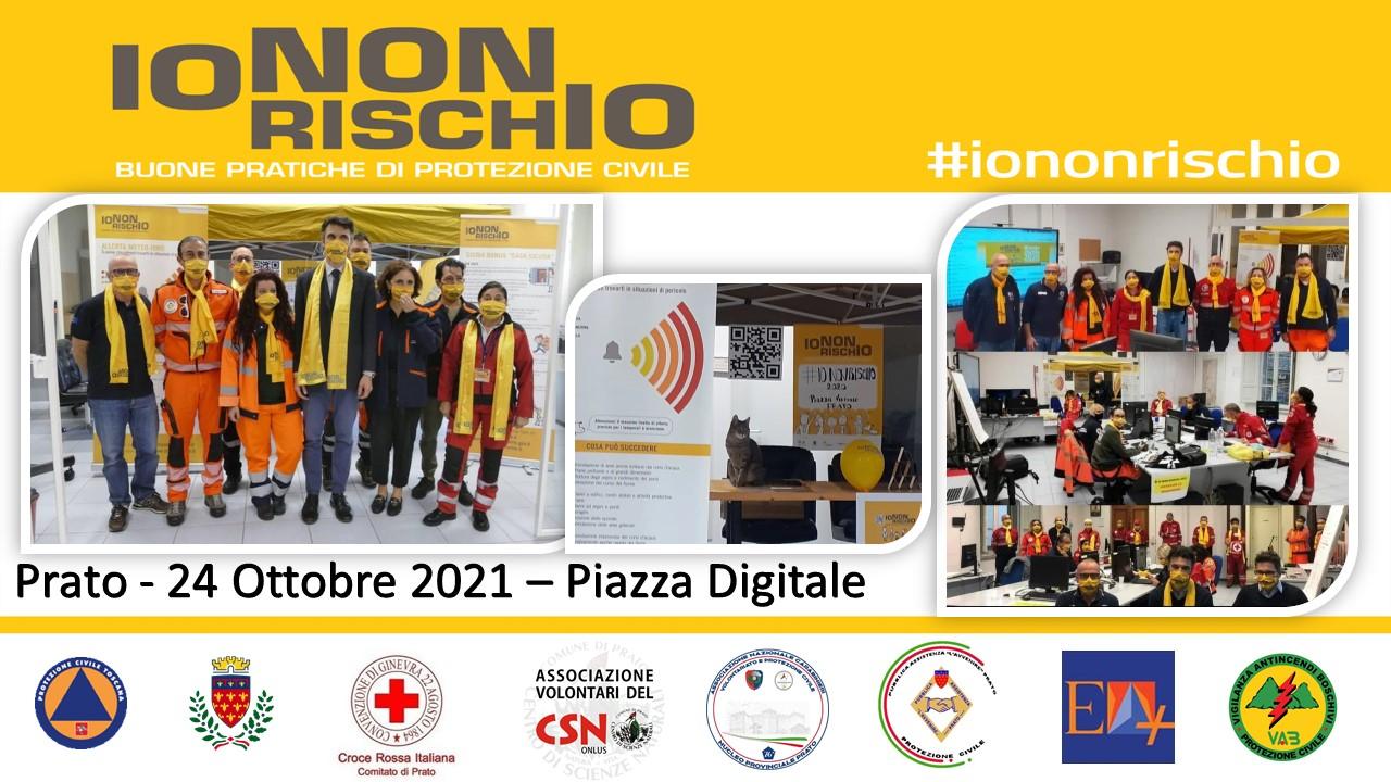Io non rischio 2021 - Prato